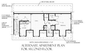 apartment garage plan 1554 1r 42 u0027 x 24 u0027behm garage plans