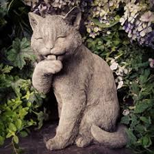 cat ornaments uk