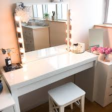 Table Vanity Mirror My Diy Dressing Table And Vanity Mirror Baker