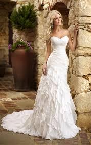Best Wedding Dress Photos 2017 Blue Maize Best Strapless Wedding Dresses Photos 2017 U2013 Blue Maize