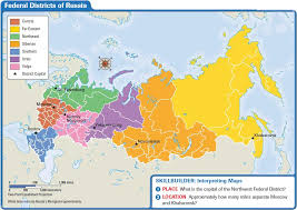 Russia Time Zone Map by Russia And The Republics The Struggle For Economic Reform