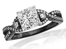 princess cut black engagement rings princess cut black engagement rings 2017 wedding ideas