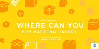 where can i buy packing paper where to buy packing paper ma