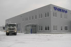 volvo truck center new volvo trucks center opens in slovakia autoevolution