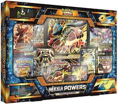 pokemon mega powers collection pokemon sealed products pokemon