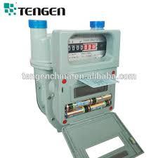 prepaid gas card ic card prepaid lpg gas flow meter g1 6 g2 5 diaphragm gas meter