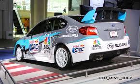 rally subaru wagon 2015 subaru wrx sti rally racecars