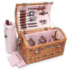 picnic baskets for two couture picnic baskets for two in light wicker