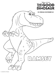 13 images dinosaur coloring pages