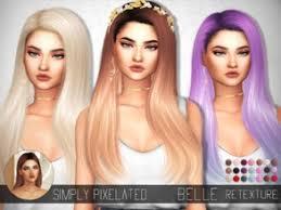 sims 4 hair sims 4 hair