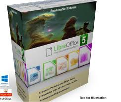 Ebay Microsoft Office by Ebay Libre Office 5 Professional Office Software Suite For