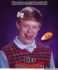 Poor Brian Meme - bad luck brian is unlucky by jokia meme center