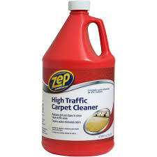Spot Rug Cleaner Machine Zep Commercial High Traffic Carpet Cleaner 1 Gal Walmart Com