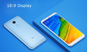 Xiaomi Redmi 5 Xiaomi Redmi 5 Fingerprint 5 7 Inch 3gb Ram 32gb Rom Snapdragon