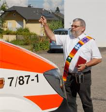 Drk Bad Kreuznach Drk Dierdorf Nimmt Neues Rettungsfahrzeug In Betrieb