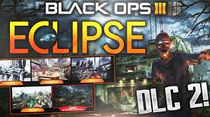 Eclipse Maps 4 Trickshots On 4 New Maps Bo3 Eclipse Map Pack Youtube