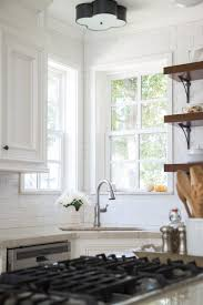 cabinet trim kitchen sink kitchen design tip how to transition finishes at the