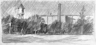 russell jewell u0027s thoughts on pencil sketching and plein air painting