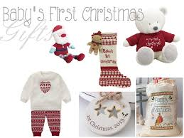 life as mum uk family lifestyle blog baby u0027s first christmas gifts