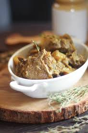 instant cuisine pot goat curry