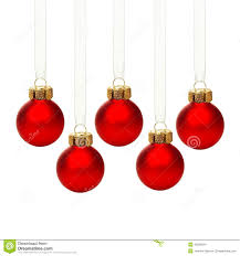 hanging ornaments isolated stock photo image 46528014