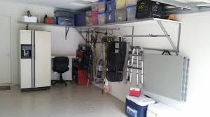 miami garage shelving ideas gallery garage transformation and