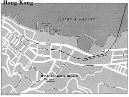 Map Of China And Hong Kong by