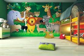 décoration jungle chambre bébé chambre jungle enfant deco chambre bebe jungle daccoration chambre