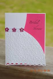 bridal cards 2 scrap n make cards bridal shower stin up could change