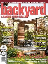 MEDIA OUTHOUSE Design - Backyard and garden design ideas magazine