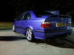 bmw e36 m3 estoril blue my m3 evolution sedan in estoril blue bmw