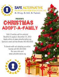 safe alternative presents adopt a family