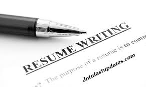how to write a resume simple resume template format making tips