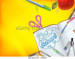 back school greeting card eps stock photos back school greeting