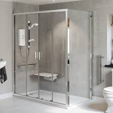 Mira Shower Door Mira Trays And Enclosures By Mira Showers