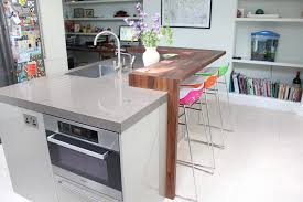 raised kitchen island kitchen island with dishwasher incorporating microwave oven sink and