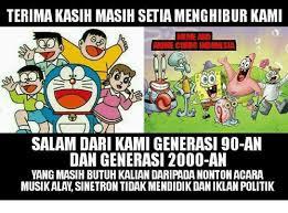 Meme Anime Indonesia - terimakasih masih setia menghibur kami meme and anime comic