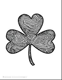 141 inspiring free st patrick coloring pages patricks day pictures