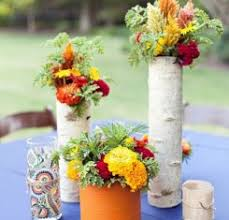 Birch Bark Vases The French Bouquet Blog Inspiring Wedding U0026 Event Florals