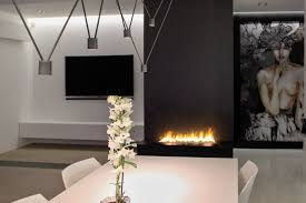 fla 2 model e in casing ethanol fireplace planika
