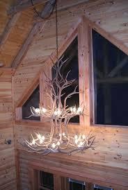 Cabin Light Fixtures by 34 Best Antler Chandelier Images On Pinterest Antler Chandelier