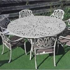 Aluminium Patio Sets Die Besten 25 Cast Aluminium Garden Furniture Ideen Auf Pinterest