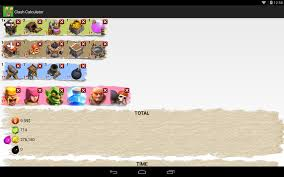 clash of clans wallpaper 23 calculator for clash android apps on google play