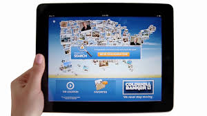 coldwell banker gets featured by admob for new tablet ads