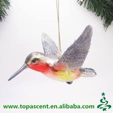 2015 painting glass hummingbird ornaments from direct
