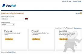 cara membuat paypal online cara mudah membuat akun paypal tanpa kartu kredit jalantikus com
