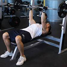 Bench Press No Spotter Reverse Triceps Bench Press Exercise Videos U0026 Guides