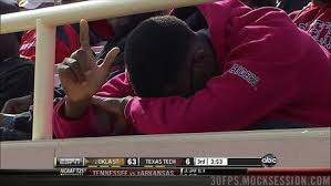 Texas Tech Memes - day 55 65 what do cfb fans think about the texas tech red raiders