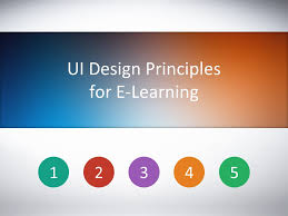 user interface design user interface design principles for e learning e learning