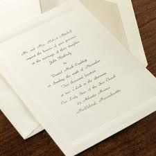 Classic Wedding Invitations Quotes For Wedding Invitations Tinybuddha Casual Wedding